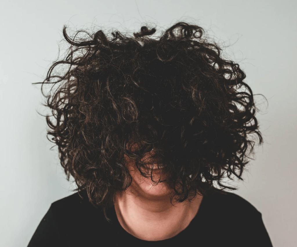 Curly Hair Girl Verde Salon Spa Virginia Beach