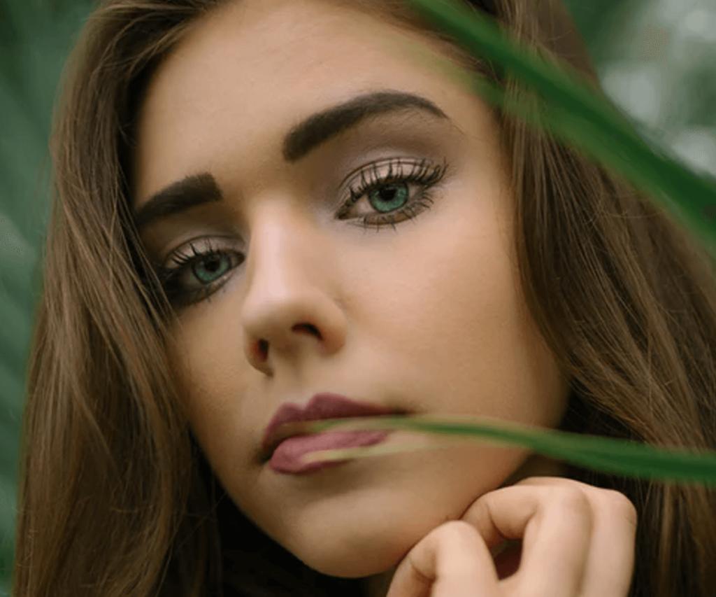 waxed eyebrow verde spa virginia beach
